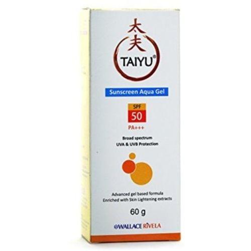 TAIYU Sunscreen Aqua Gel - SPF 50 PA+++(60 g)
