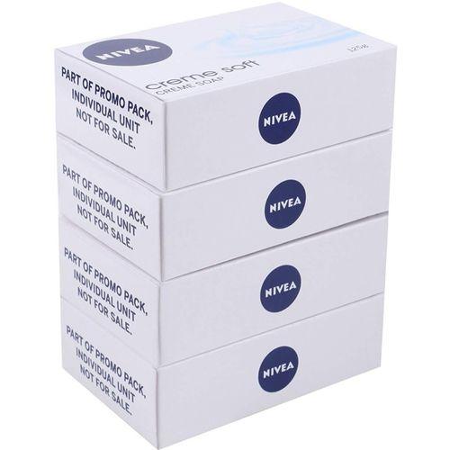 Nivea Creme Soft Soap pack 1 (500gm)(500 g)