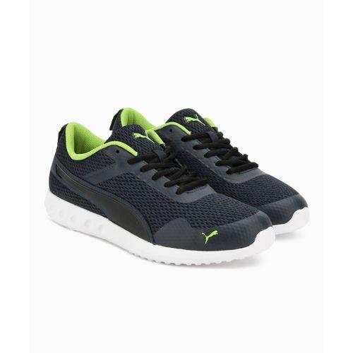 Puma HappyFeet IDP Running Shoe For Men(Navy, Black)