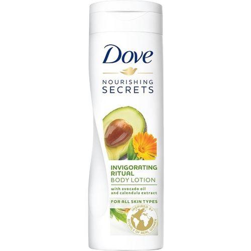 Dove Nourishing Secrets Invigorating Ritual Body Lotion With Avocado Oil And Calendula Extract - 250ml(250 ml)