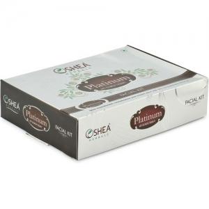 Oshea Herbals Platinum Facial Kit 209 g(Set of 5)