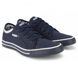Puma NavyBlue  Yale Gum 2 IDP Sneakers For Men