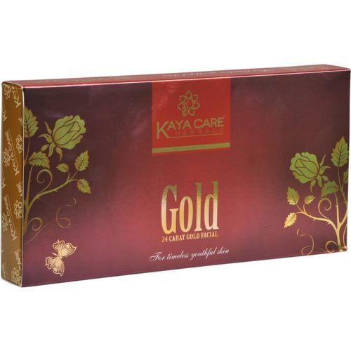 kaya Care Gold 24 Carat Gold Facial Kit 80 ml