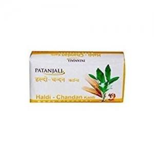 Patanjali Haldi Chandan Body Soap , 150 Gram