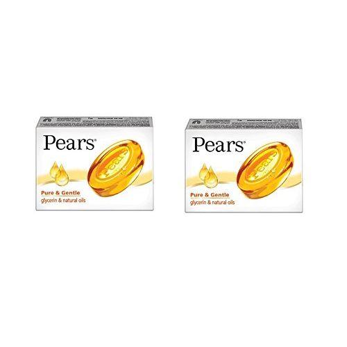 Pears Pure & Gentle Soap Bar 2 x 125gm