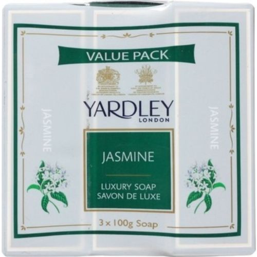 Yardley London Luxury Soap(300 g, Pack of 3)