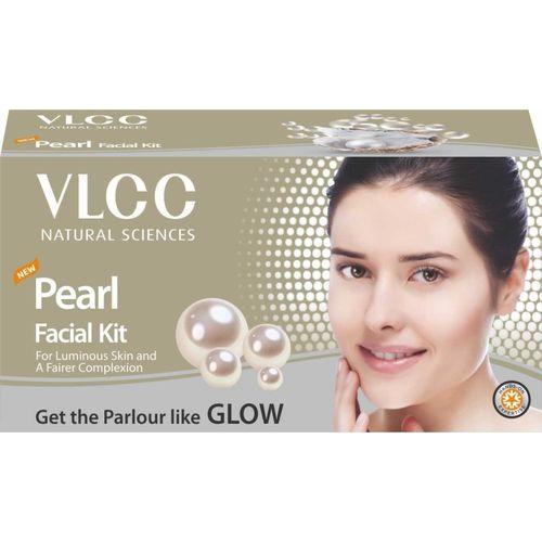 VLCC Natural Sciences VLCC SIngle Pearl Facial Kit 60 g