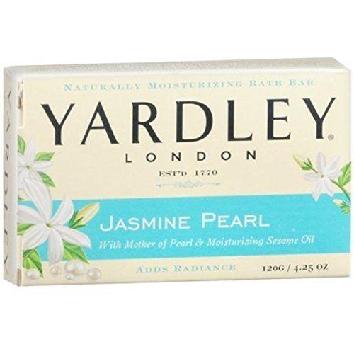 Yardley London Jasmine Pearl Bar Soap