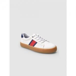 next Boys White Sneakers