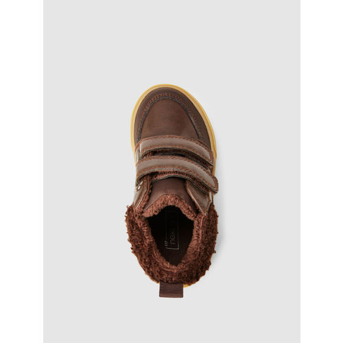 next Boys Brown Sneakers