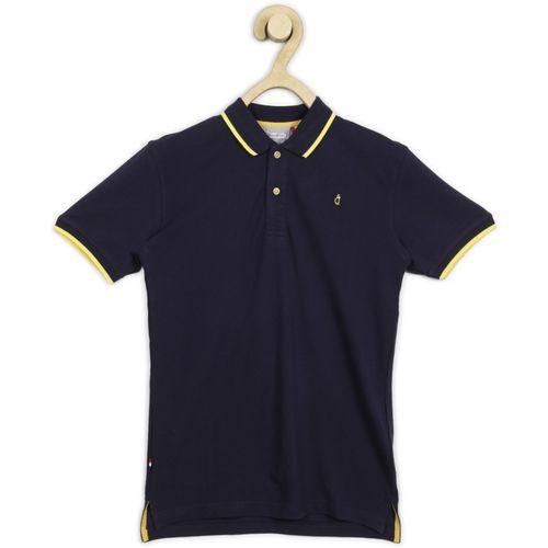 Gini & Jony Boy's Starred Regular Fit T-Shirt