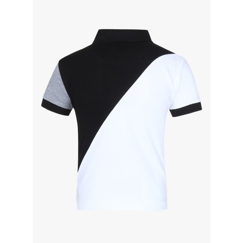 Gini and Jony White Polo T-Shirt