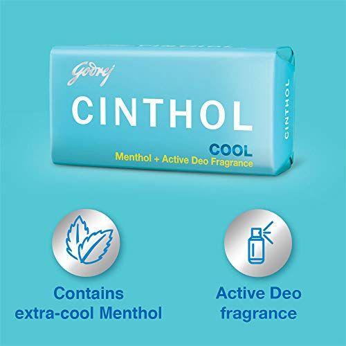 Godrej Cinthol Cool Bath Soap, 100g