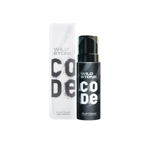 Wild Stone Men Code Platinum Body Perfume 120ml