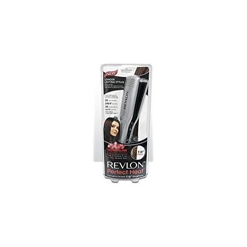 Revlon Perfect Heat Tourmaline Ceramic Straightener, 1.5