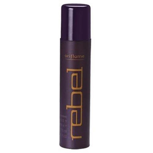 Oriflame Sweden Rebel Body Spray - 75 ml Body Spray - For Men(75 ml)