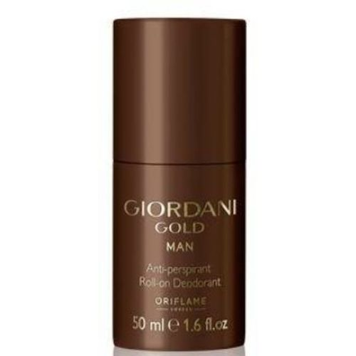 Oriflame Sweden Giordani Gold Man Anti-perspirant Roll-On Deodorant Deodorant Roll-on - For Men(50 ml)