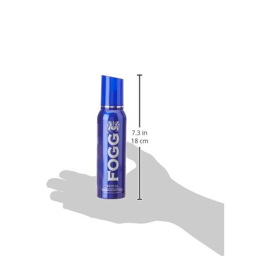 Fogg Body Spray Combo for Men, Royal (Pack of 2)