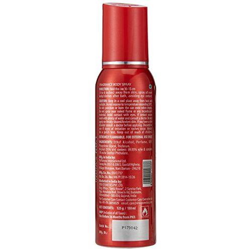 Fogg Body Spray Combo for Men, Napoleon (Pack of 2)