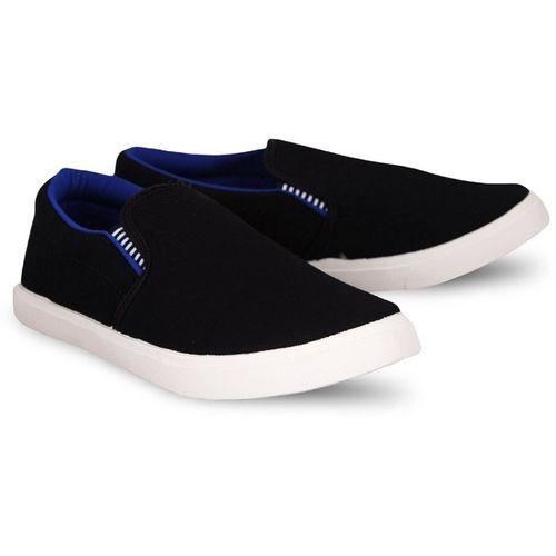 Adclicks LFFRR Loafers For Men(Black, Blue)