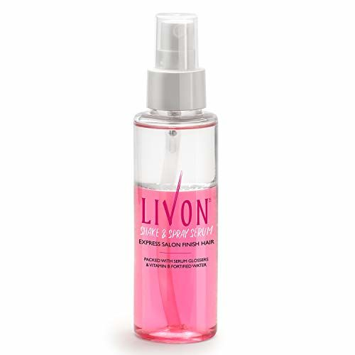 Livon Shake and Spray Hair Serum, 100ml