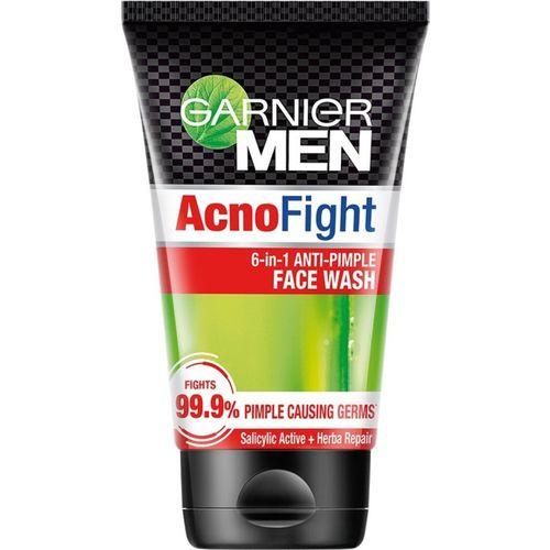 Garnier acno fight 6-in-1 anti pimple face wash 50g Face Wash(50 g)