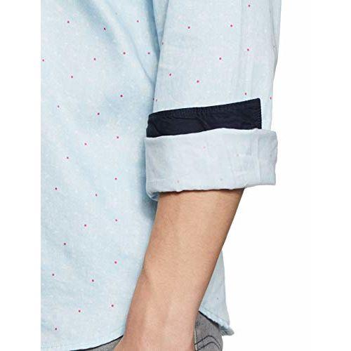 Parx Men's Checkered Regular fit Casual Shirt