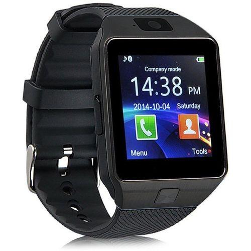 SYL Oppo N1 Compatible Smartwatch(Black Strap Regular)