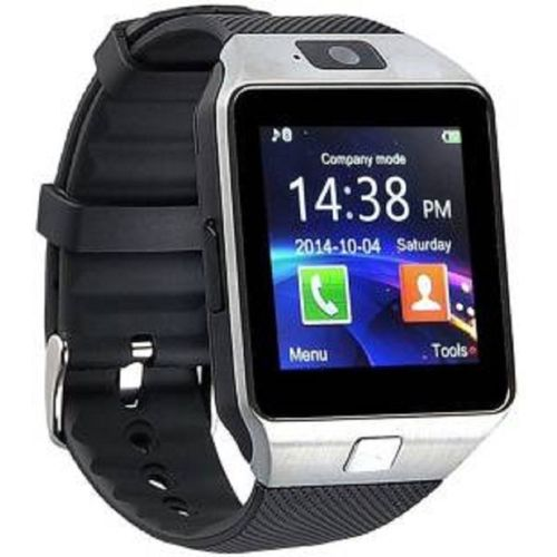 SG phone Black Smartwatch(Black Strap Regular)
