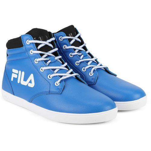 Fila STREAMER SS 19 High Tops For Men(Blue)
