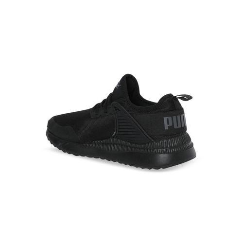 Puma Pacer Next Cage Walking Shoes For Men(Black)