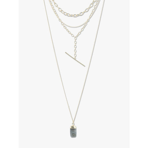 Accessorize Golden Long Pendant