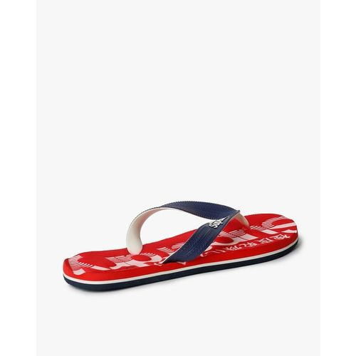 SUPERDRY Scuba Textured Thong-Strap Flip-Flops