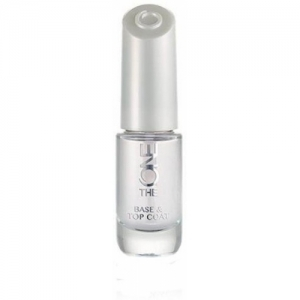 Oriflame Sweden THE ONE BASE AND TOP COAT TRANSPARENT