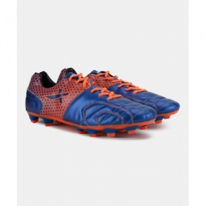 Vector X Blue Breeze Lace Up Football Shoes