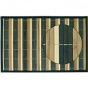 Freelance Bamboo 6 Piece Table Mat Set - Bamboo (GM2402)