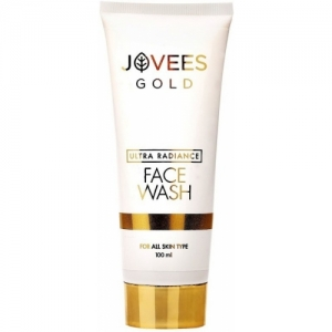 Jovees Gold Ultra Radiance Face Wash(100 ml)