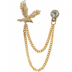 Sullery Classic Alloy Gold  Brooch