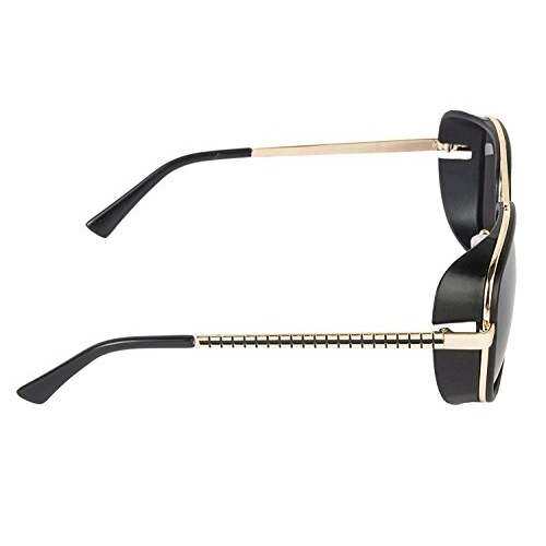 50 Shades Black Tony Stark, Iron Man Sunglasses