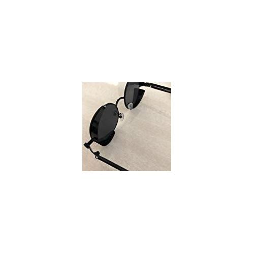 50 Shades Tony Stark Steampunk Round Polarized Unisex Sunglasses