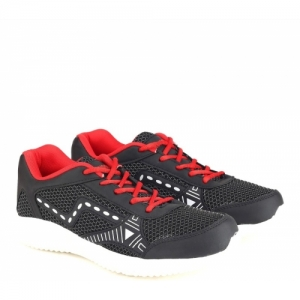 Provogue Black Running Shoes For Men