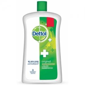 Dettol Original Liquid Hand Wash Refill(900 ml, Bottle)