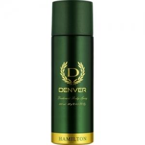 Denver Hamilton Deodorant Spray - For Men(200 ml)