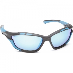 Fastrack Blue Solid UV Protection Sports Sunglasses