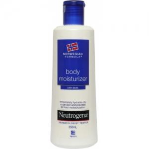 Neutrogena Norwegian Formula Body Moisturizer(250 ml)