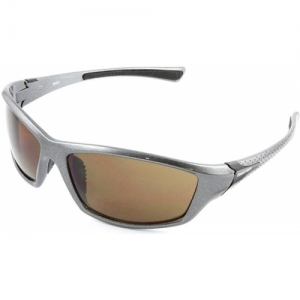 Fastrack Grey And Blue Acetate Sports Sunglasses