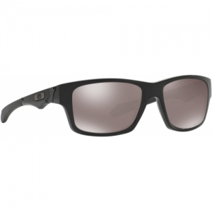 Oakley Grey Polarized JUPITER SQUARED Rectangular Sunglasses