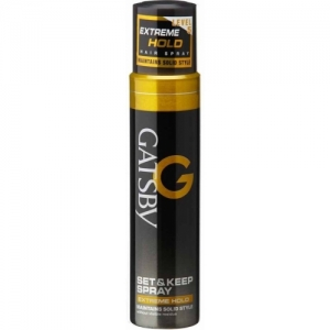 Gatsby Gatsby set and Keep Spray Extreme Hold Spray(250 ml)