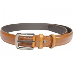 Winsome Deal Beige Casual Artificial Leather Belt