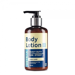 Ustraa Body Lotion For Men, 200ml